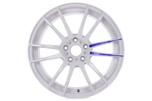 Gram Lights 57Xtreme Spec D 18x9.5 +38 5x114.3 White - Universal
