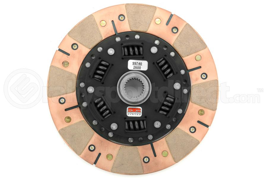 Competition Clutch Repalcement Segmented Ceramic Disc ( Part Number:CCI1 99740-2600)