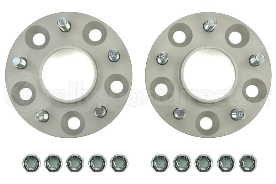 Eibach PRO-SPACER Kit 15mm 5x114 Pair (Part Number:90.4.15.002.1)