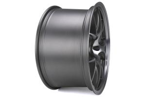Ambit FF3 18x9.5 +35 5x114 Silver Machine - Universal