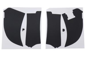 Sticker Fab Kick Panel Protection Kit Carbon Look - Subaru WRX / STI 2015 - 2020