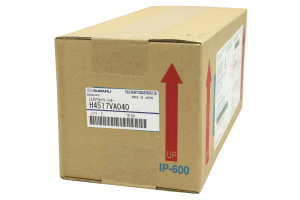 STI JDM LED Fog Light Bezel Accessory Liner Kit (Part Number: )