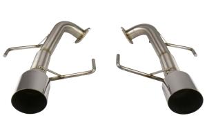 Nameless Performance Axleback Exhaust Muffler Delete (Part Number: )