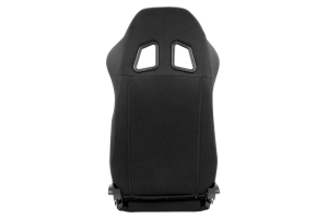 Sparco R100 Road Seat Black/Gray (Part Number: )