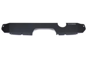 COBB Tuning Aluminum Radiator Shroud Black - Subaru WRX/STI 2015+