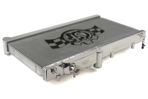 CSF Racing Radiator w/ Built-in Oil Cooler (Part Number: )