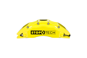 Stoptech ST-60 Big Brake Kit Front 355mm Yellow Slotted Rotors ( Part Number:STP 83.838.6700.81)