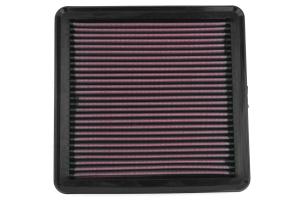 K&N High Flow Air Filter ( Part Number: 33-2304)