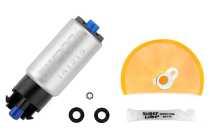 DeatschWerks DW300c Series Fuel Pump w/ Install Kit (Part Number: )