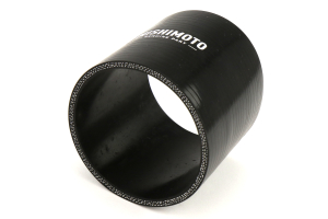 Mishimoto  Silicone Coupler 2.75in Black - Universal