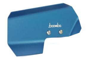 Boomba Racing Brake Cooling Deflectors Blue - Subaru STI 2008+