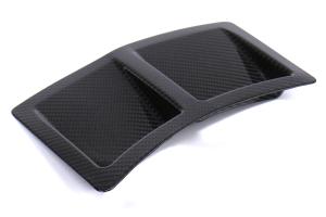OLM S207 Style Carbon Fiber Bumper Vent Inserts - Subaru WRX / STI 2015-2021