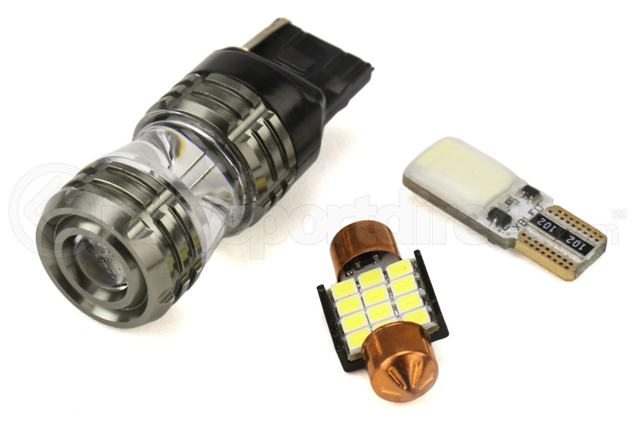 Morimoto LED Replacement Bulb Conversion Kit (Part Number:LED0814WRXSTI)