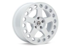 LP Aventure Wheel LP5 17X8 +20 5x114.3 White - Universal