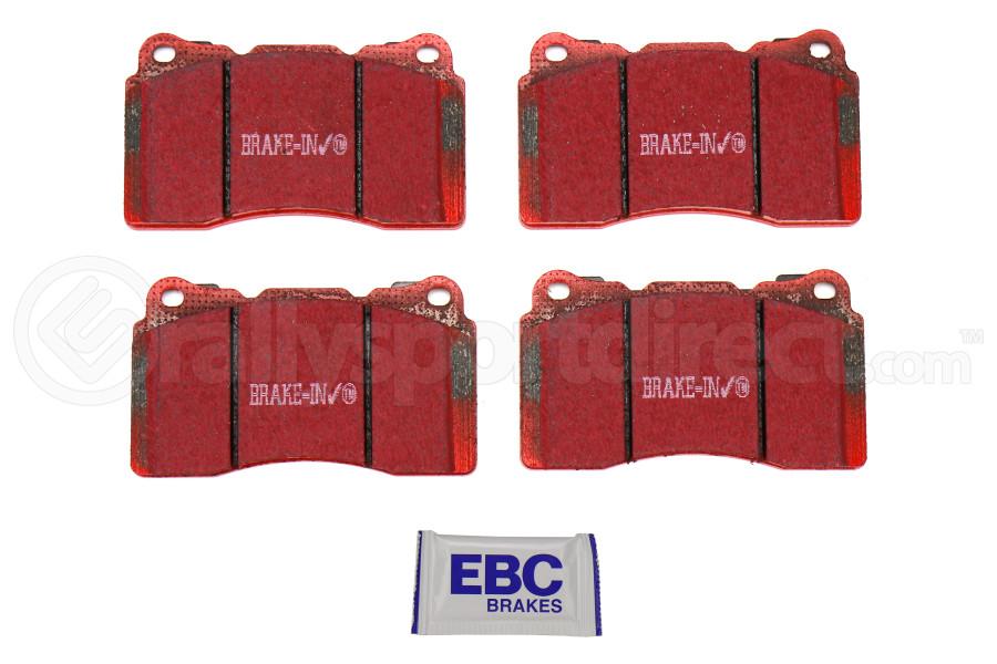 EBC REDSTUFF BRAKE PADS FRONT DP31515C CERAMIC - SPORT