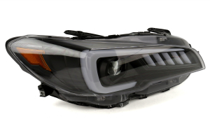 SubiSpeed LED Headlights DRL and Sequential Turn Signals w/ Hardware Kit (Part Number: )