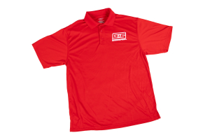 GrimmSpeed Polo Red - Universal