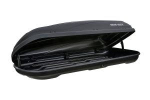 Rhino-Rack MasterFit Roof Box 440L Black - Universal