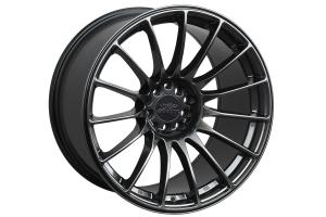 XXR 550 5x114.3 / 5x100 Chromium Black - Universal