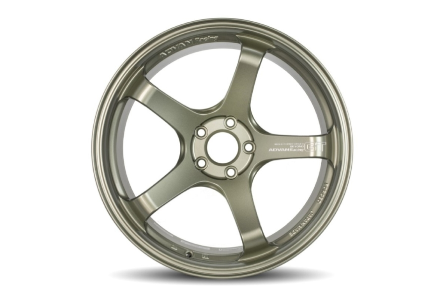 Advan GT Beyond 19x10.5 +15 5x114.3 Racing Sand Metallic - Universal