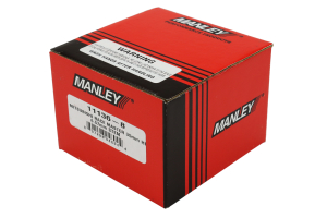Manley Performance Race Flo Stainless Steel Intake Valves +1mm Oversized (Part Number: )