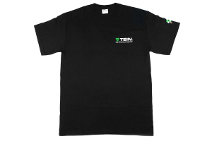 Tein Coilover Diagram T-Shirt Black (Part Number: )