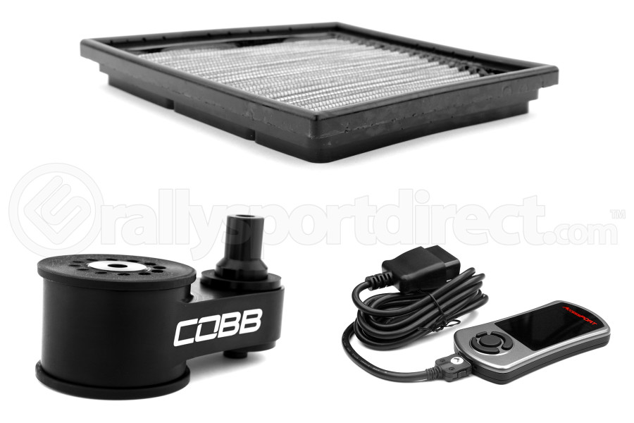 COBB Tuning Stage 1 Power Package w/ V3 - Ford Fiesta ST 2014+