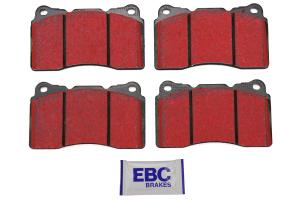 EBC Brakes Ulitmax OEM Replacement Front Brake Pads ( Part Number: UD1001)