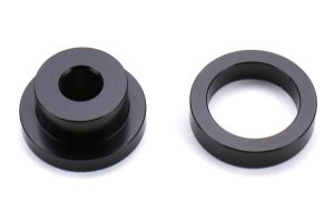 Torque Solution Drive Shaft Carrier Bearing Support Bushings - Mitsubishi Evo 8/9/X 2003-2015