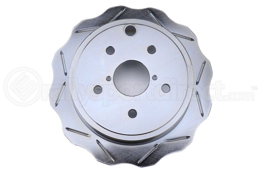 WaveSpec Silver Line Rear Rotor (Part Number:SUB032SL)