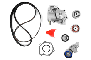 Gates Timing Belt Kit w/ Water Pump ( Part Number:GAT TCKWP304)