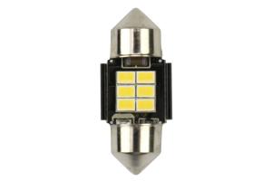 OLM LED Festoon Black Series 28mm Bulb (Part Number: )