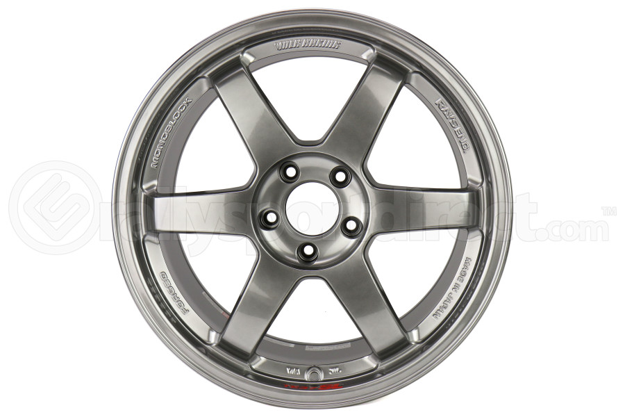 Volk TE37SL 19x9.5 +22 5x112 Formula Silver - Universal