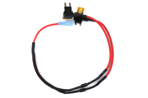 Subispeed DRL Wire Harness w/ 4A Fuse - Universal