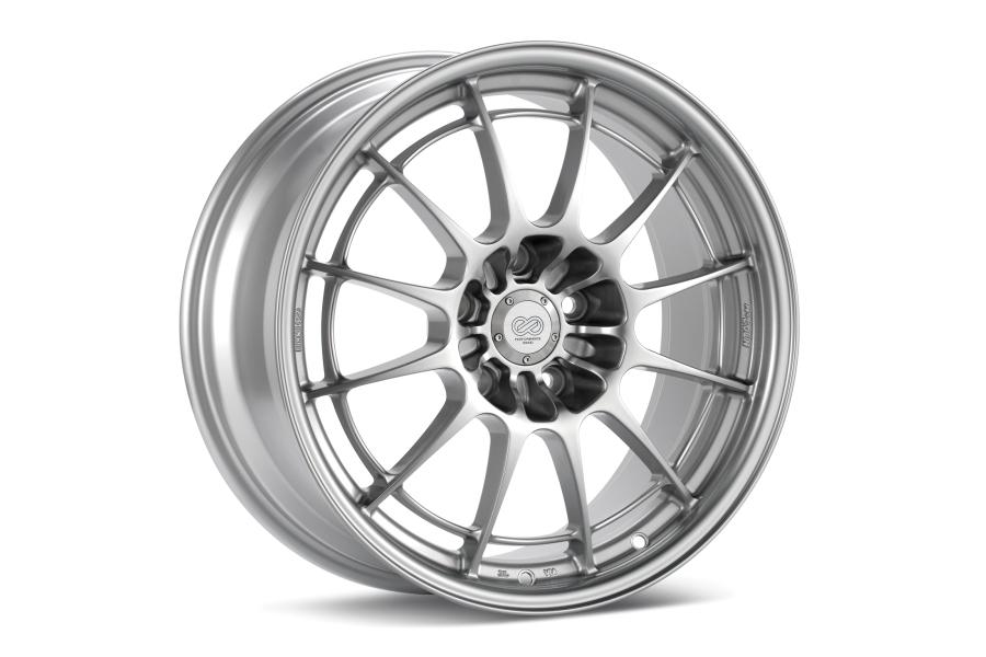 Enkei NT03+M 4x100 Silver - Universal