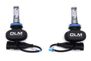OLM Al Series H11 Bulbs 5500k - Universal