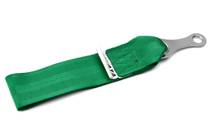 Takata Tow Strap Green (Part Number: )
