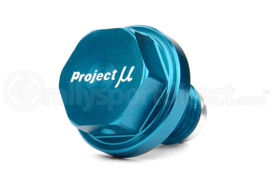 Project Mu Magnetic Oil Drain Plug M12x1.25 (Part Number:PHODB12125)
