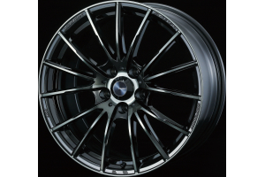 WedsSport SA35R 5x100 Weds Black Chrome - Universal