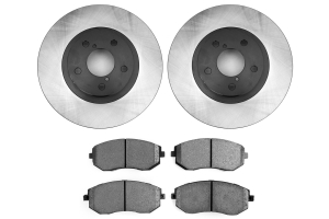 Stoptech Preferred Axle Pack Front (Part Number: 909.47002)