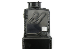 Mishimoto Subaru Aluminum Coolant Overflow Tank Black (Part Number: )