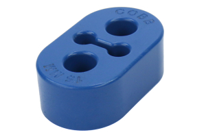 COBB Tuning 15MM Blue Urethane Exhaust Hanger Standard Length ( Part Number:COB 511301)