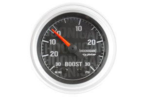Autometer Hoonigan Boost Gauge Mechanical 52mm - Universal