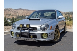 Rally Innovations Ultimate Light Bar - Subaru WRX / STI 2002 - 2003