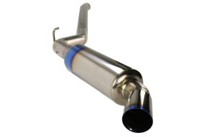 Tomei Expreme Ti Titanium Cat Back Exhaust System (Part Number: )