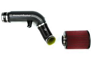 mountune High Flow Induction Kit Black ( Part Number:MTN 2536-CAIS-BLK)