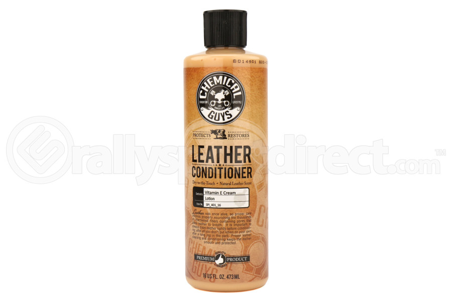 Chemical Guys Leather Conditioner (16 oz) - Universal