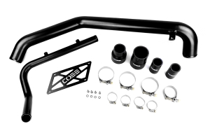 COBB Tuning Upper Intercooler Pipe Hard Kit Black - Mitsubishi Evo X 2008-2015
