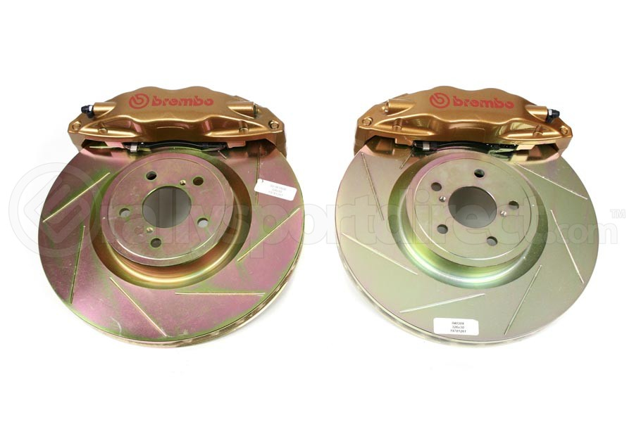 Brembo OE Gold Front Brake Kit ( Part Number:BRE 1E5.6002A4)