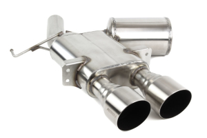 PERRIN Catback Exhaust No Resonator (Part Number: PHP-EXT-305BR)
